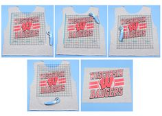How to Make a Tshirt Quilt with the June Tailor T-shirt Transformation Ruler. So simple!  Ruler can be found at your local quilt shop or wholesale at United Notions