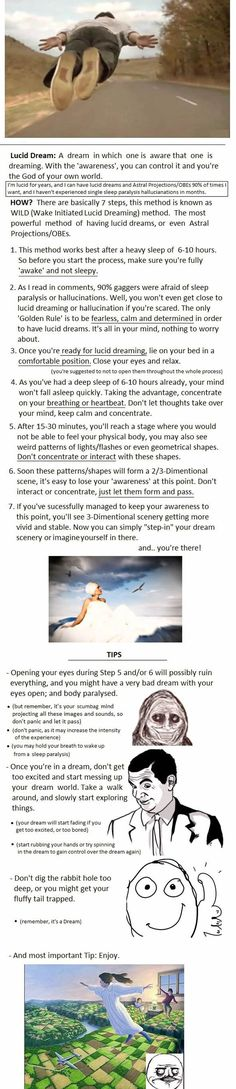 The Easiest Way To Have Lucid Dreams