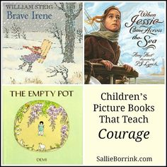 Children's Picture Books That Teach Courage