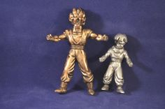 Vintage Dragon Ball Z Burger King Exclusives by FloridaFindersToys