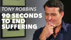Tony Robbins 90-Second Rule To End Suffering #tonyrobbins #success #motivation #business #mlm #marketing #money #wealth #quotes #inspiration #goals