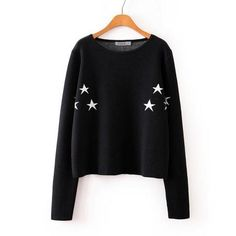 High quality cotton yams black sweater on Storenvy