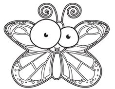 Insects activities and coloring pages
