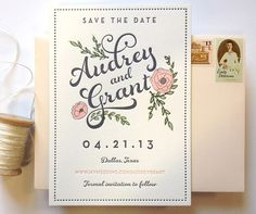 Wedding Invitation Designers - Southern Fried Paper | Oh So Beautiful Paper