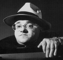 Michel Petrucciani, French jazz pianist (1962-1999)