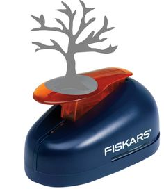 Fiskars - Lever Punch - Extra Large - Two Inch Tree at Scrapbook.com $13.52