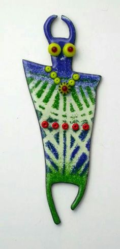 More with sifted enamel