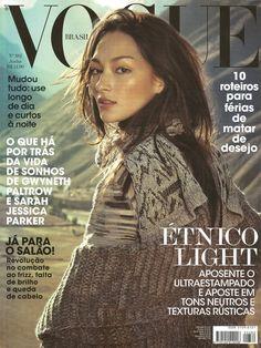 Vogue Brazil (Bruna Tenório