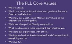 Bunch of Core Values exercises at this site.