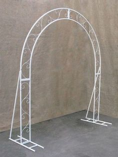 68 Popular Ideas For Wedding Arch Classic Metal Wedding Arch, Metal Arch, Wedding Stage, Diy Wedding, Wedding Arches, Decoration Evenementielle, Stage Decorations, Wedding Decorations, Half Circle