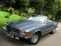 Mercedes-Benz SL Class R107 450 SL 2DR AUTO 4.5 1976. Love to have.