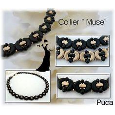 Collier Muse par Puca avec Arcos® et Ios®