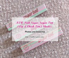 Feature: NEW Pink Sugar Sugar Tint (Lip & Cheek Tint) Shades | Dear Kitty Kittie Kath- Top Beauty, Lifestyle, and Mommy Blogger Philippines