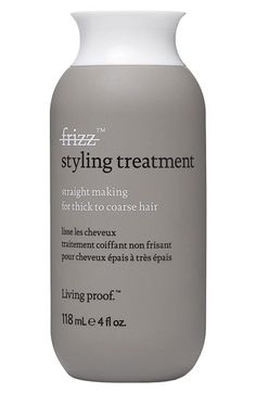 Living Proof 'No Frizz' Straight Making Styling Treatment for Thick to Coarse Hair