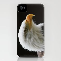 Bald Eagle iPhone Case by Sean Foreman - $35.00