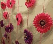 Color daisy Hanging Door Beads, Dandelion, Daisy, Flowers, Plants, Color, Dandelions, Margarita Flower, Colour