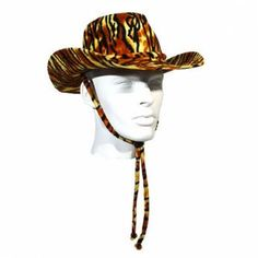 Cowboyhoed tijger