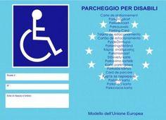 Barletta occupazione abusiva parcheggi per disabili: campagna di sensibilizzazione