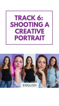 Shooting a Creative Portrait with Elaine Torres