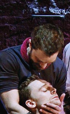 tom hiddleston William Shakespeare hadley fraser NT live Coriolanus caius martius coriolanus tullus aufidius
