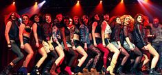 Show des élèves de Comédie Musicale lors de la Nuit Florent 2014 du #coursflorent