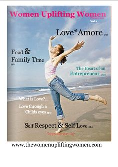 Follow the link to vol 1. of Women Uplifting Women Magazine! <3 http://snack.to/f9ab8c1c2ea343aac9cf4c2ee1q695088