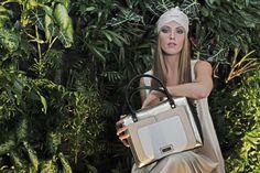 Marla London goes all #Metallic with the AW14 Victoria Grab #fashion #ootd #outfit #streetstyle #ootw #fblogger #tagsforlikes #dubai #dubaistreetstyle #dubaifashionblogger #lookbook #handbags