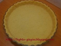 Tart Recipes, Food Hacks, Food Tips, Pie Dish, Cooking Time, Oven, Sweets, Bread, Homemade
