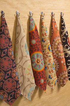 these fabrics would make a beautiful romantic quilt for the master bedroom...something like a kantha-inspired quilt