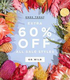 LOFT: Extra 60% off is in full bloom