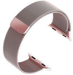 Strap Band for Apple iWatch 38mm Magnetic Milanese Stainless Steel Loop USA New #top4cus