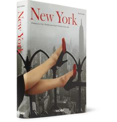 TaschenNew York Portrait of a City by Reuel Golden Hardcover Book