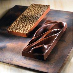 Les recettes de l'Ecole du Grand Chocolat - Délicieuse Rhum Taïnori #Valhrona
