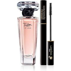Lancôme Tresor In Love Moments Set ($62) ❤ liked on Polyvore featuring beauty products, fragrance, no color, eau de perfume, wood perfume, rose perfume, lancome fragrances and lancôme