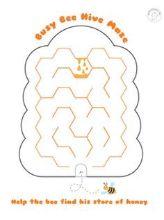 Printable Mazes (Easy) -- print & laminate for working on fine motor control Mazes For Kids Printable, Mr Printables, Free Printable, Printable Party, Contexto Social, Maze Puzzles, Bee Creative, Simple Prints, Pre Writing