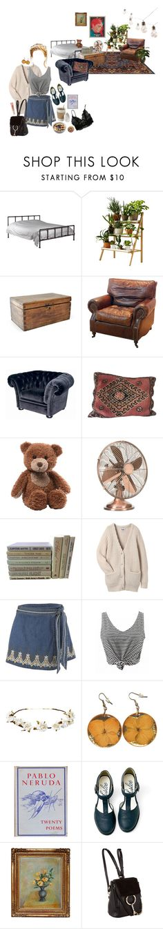 """""""sophia moves to new orleans"""" by mittenfingers ❤ liked on Polyvore featuring Kekkilä, CHESTERFIELD, Gund, Acne Studios, Free People, Cult Gaia, Pablo, Too Faced Cosmetics and vintage"""