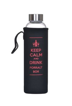 Keep Calm And Drink, Shampoo, Water Bottle, Drinks, Drinking, Beverages, Water Flask, Water Bottles, Drink