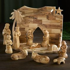 Gift of Kings Nativity | National Geographic Store