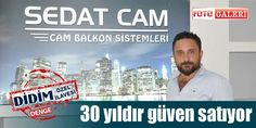 Sedat Cam, 30 yıldır güven satıyor
