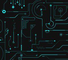 Technology Circuit  Wallpaper