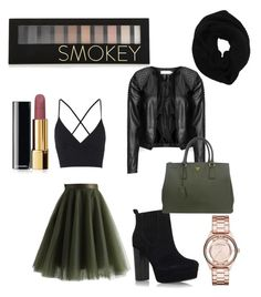 """christmas "" by anastasiadobre97 on Polyvore featuring Chicwish, Topshop, Zizzi, Miss KG, Prada, Wyatt, Marc by Marc Jacobs, Forever 21 and Chanel"