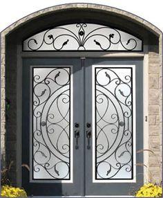 Perfect Beautiful Wrought Iron Doors | 234027 | Home Design Ideas