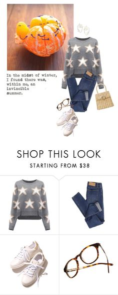"""Hugs:)"" by tasteofbliss ❤ liked on Polyvore featuring Cheap Monday and Madewell"