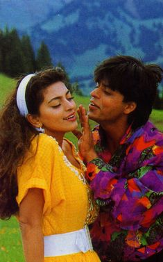 """""""Guess the film. Bollywood Couples, Bollywood Actors, Bollywood Fashion, Bollywood Posters, Bollywood Pictures, Shahrukh Khan And Kajol, Aamir Khan, Film Quiz, Srk Movies"""