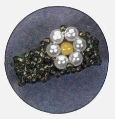 """Set """"Strawberries"""" (beads, clips, bracelet, ring) - 9"""