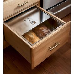 I've got clients who love their breads—which is totally understandable, since bakers are now making some great loaves. But these clients face the question of how to store any bread that's not getting eaten right away. Long-term storage requires the freezer, but a good bread box will often keep crusty...
