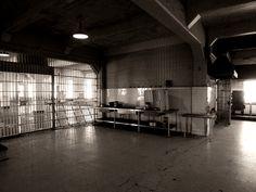 Alcatraz Corridor Cells Prison Jail Entrance The Rock San