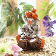 Buy Shilp Ganesha Musician At Off Shri Ganesh Images, Hanuman Images, Ganesha Pictures, Lord Krishna Images, Clay Ganesha, Lord Ganesha, Jai Ganesh, Shree Ganesh, Lord Shiva Painting