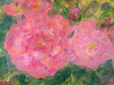 Rose De L Arborete by AASEBIRKHAUGART on Etsy