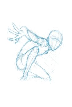 Disposal Sketch 1 by Brant-Bi on DeviantArt Body Reference Drawing, Drawing Body Poses, Art Reference Poses, Drawing Practice, Anatomy Art, Anatomy Drawing, Manga Drawing, Poses References, Art Poses